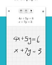 تحميل تطبيق Microsoft Math solverتحميل تطبيق Microsoft Math solver