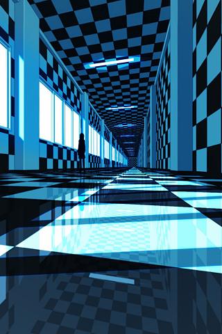 تشكيلة خلفيات ثلاثية الابعاد 3d للآيفون مدونة ايفونك برامج