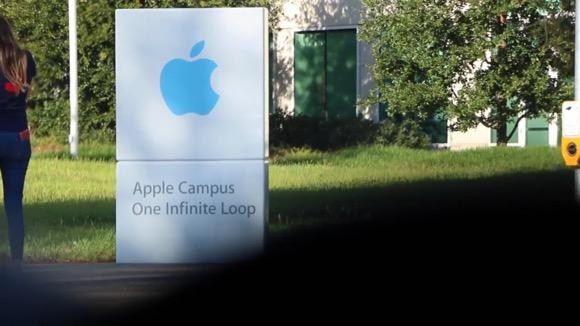 iPhone X レビュー Apple Campus