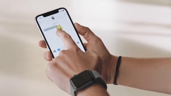 iPhone X ビデオガイド Apple