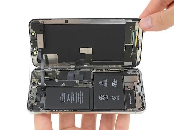 iPhone X iFixit