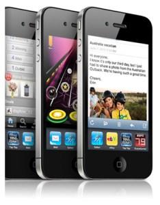 Forfait iPhone 4