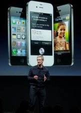 iPhone 4S presentation