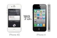 iphone 4 et iphone 4s