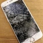 iPhone6 画面割れ修理 江戸川区 船堀 から iPhoneStation 葛西店