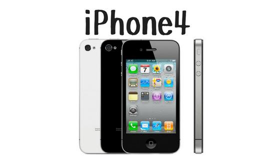 iPhone10周年を振り返る iPhone4