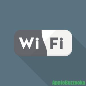 Wi-Fiの不具合を解消