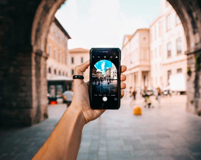 mooie foto's maken met je smartphone