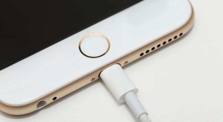 El iPhone 7 podría tener un sistema de carga más rápido