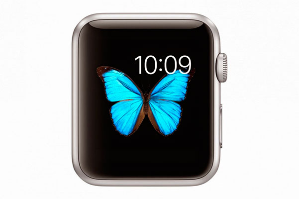 Apple_Watch_Pantalla The Apple Watch Series 3 could have micro-LED display Technology