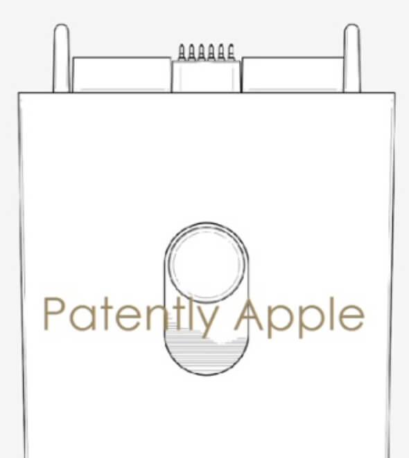 Nuevas patentes del Apple Watch revelan bandas inteligentes con conectores ocultos de 6 pines