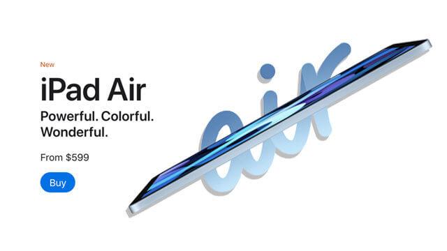 iPad ©Air 4