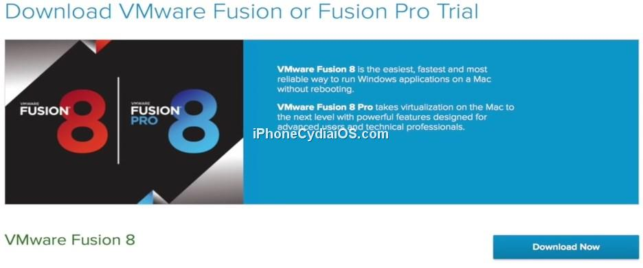 Download VMware Fusion 8