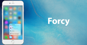 Forcy iOS 9 Cydia Tweak brings 3D touch functionality on older devices