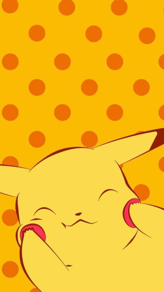 Pokemon Go Wallpapers Pikachu Balls Yellow