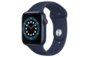apple watch series 6 gps celular ecg oferta