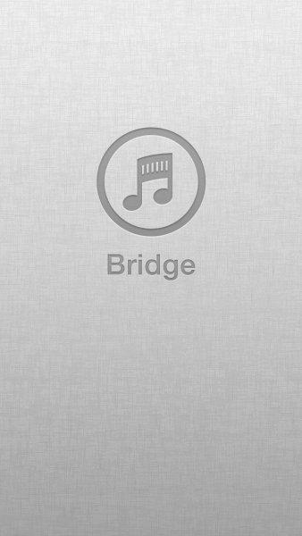 Brücke für iPhone.