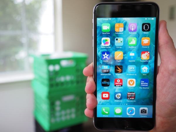 iPhone 6S Plus Review - Display and 3D Touch