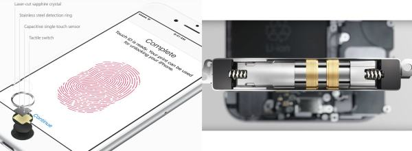 iPhone 6S Plus Review - Fingerprint Scanner and Taptic Engine
