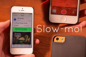 iPhone Camera Tips and Tricks - Take the Advantage of the Slow-Mo Technology