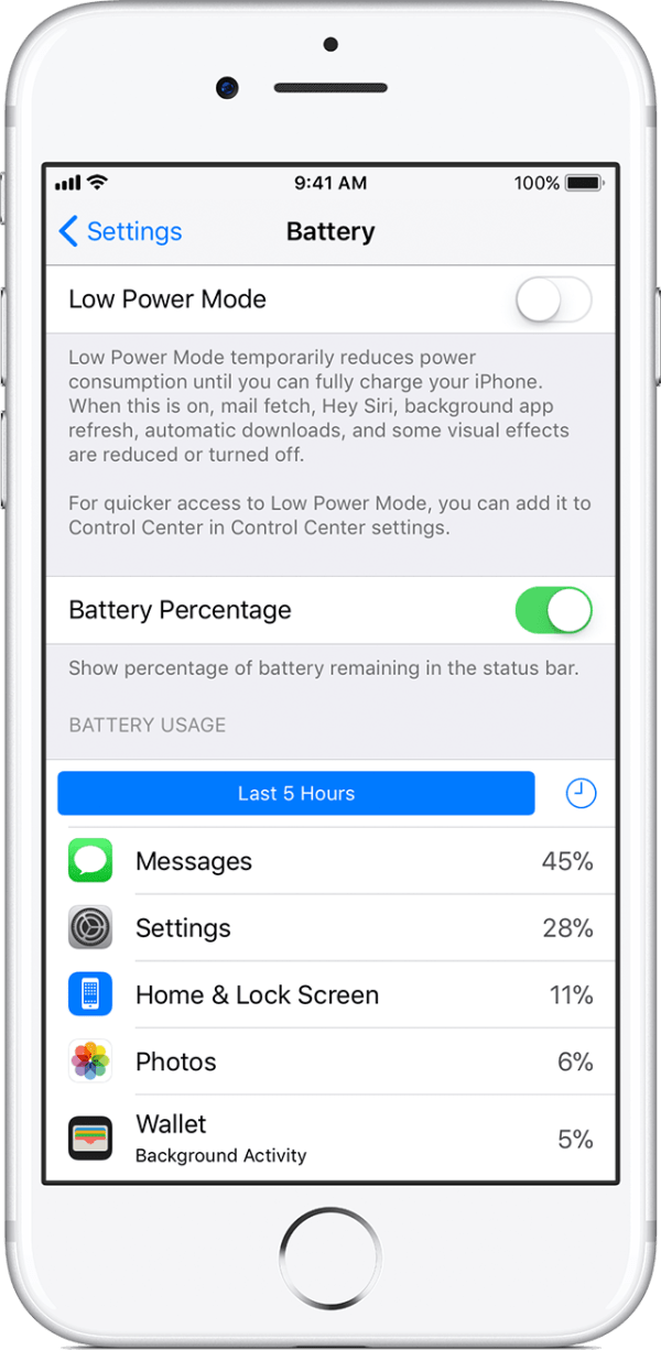 iOS 11 Problems - Battery Status Indicator being Invisible