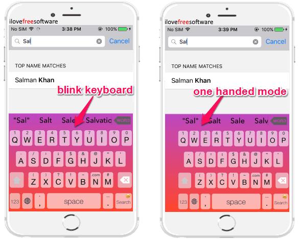 Best iPhone Keyboard Apps - Blink Keyboard