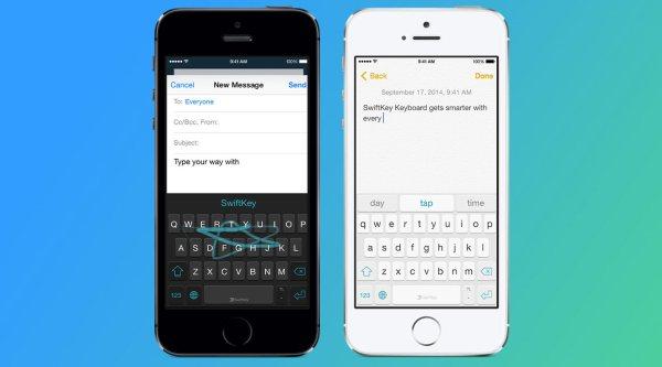 Best iPhone Keyboard Apps - SwiftKey