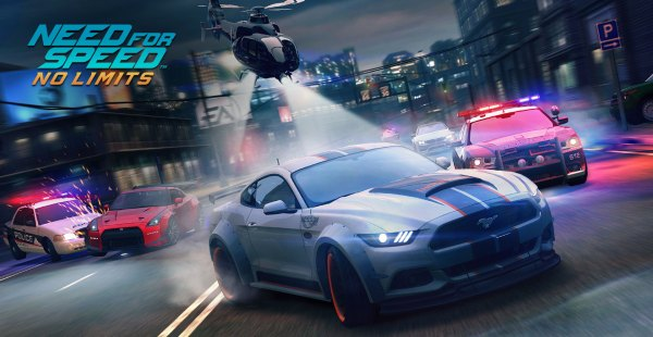 #7 in Our Best iOS Racing Games List – Need for Speed No Limits