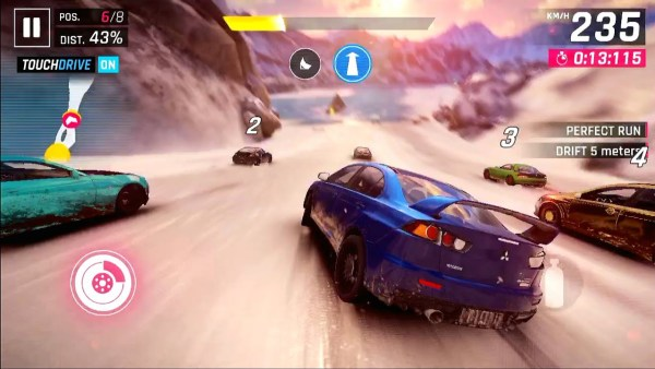 #3 in Our List of the Free Game Apps for iPhone – Asphalt 9 Legends