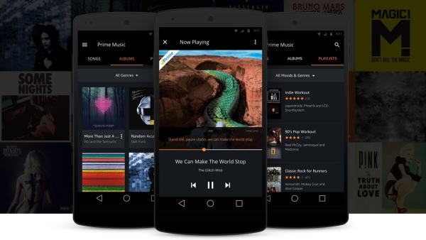 #4 in Our Best Free Music Apps - Amazon Music