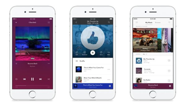 #6 in Our Best Free Music Apps - Pandora Radio