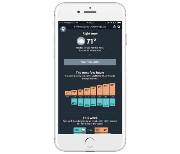 Best Free Apps for iPhone - Hello Weather