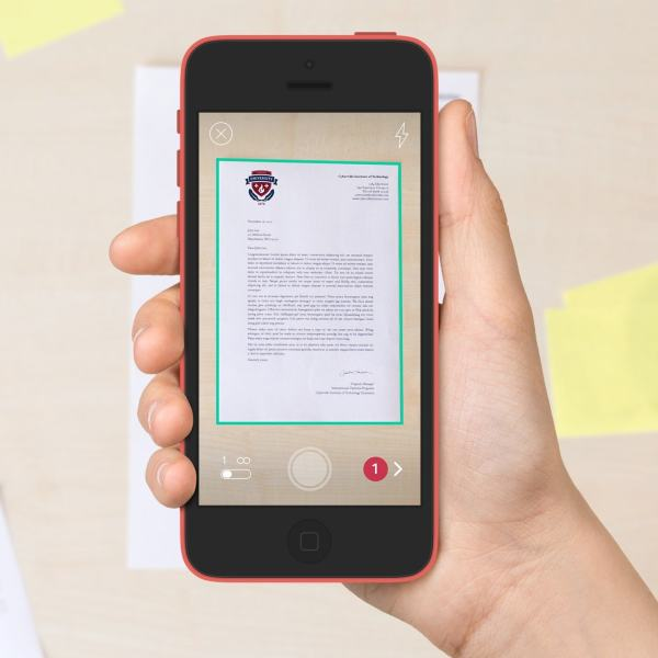 Scanbot - Download Free iPhone Apps