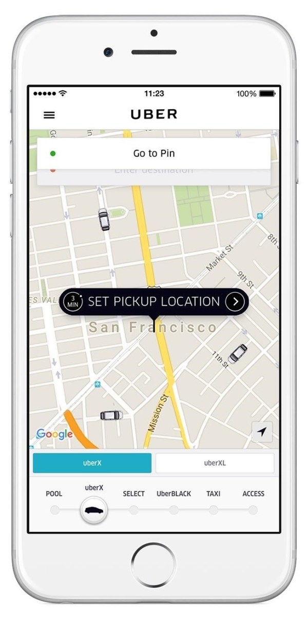Uber - Download Free iPhone Apps