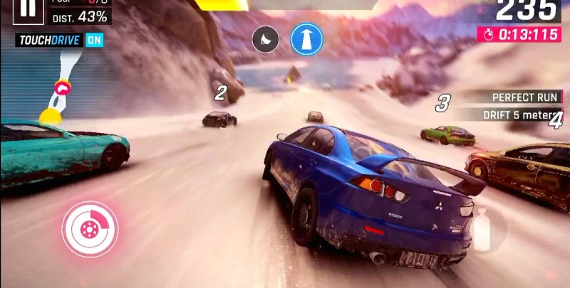 Asphalt 9 Legends - List of Top iOS Games