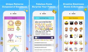 Emoji Free – The Best Free iPhone Emoji Keyboard