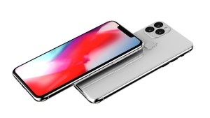 iPhone 11 Display - Larger Screen Supporting 3x OLED Technology