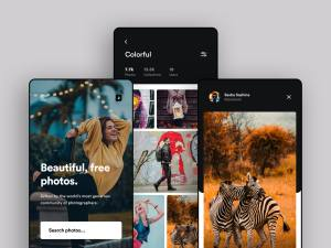 10. Unsplash – An Amazing App with the Endless Collection of the Best iPhone Wallpapers