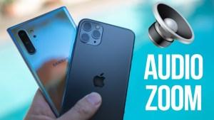 Audio Zoom