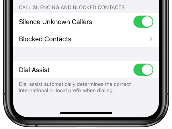 iOS 13 Features - Stop the Army of Robocallers with Silence Unknown Callers