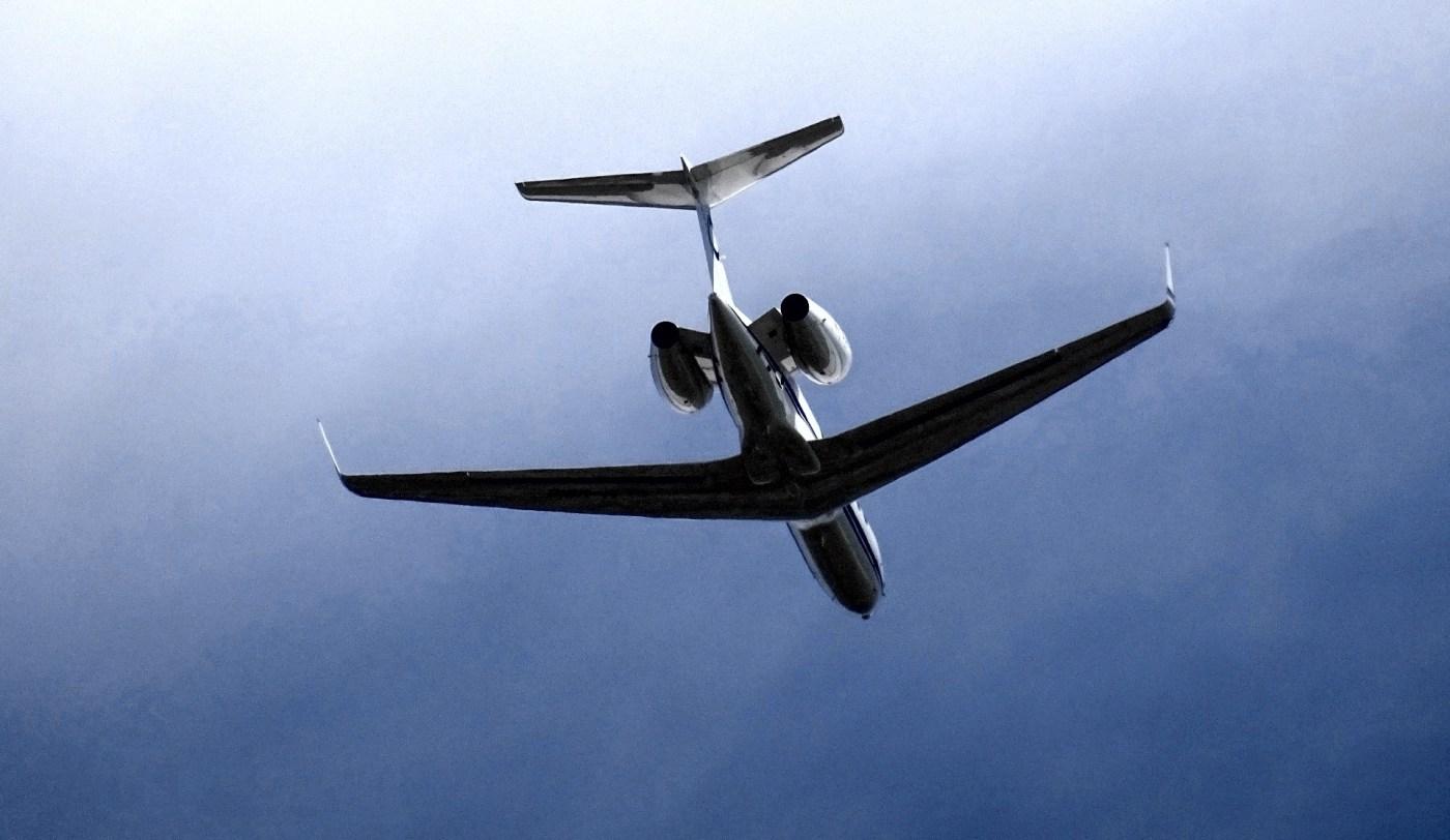Airplane Overhead