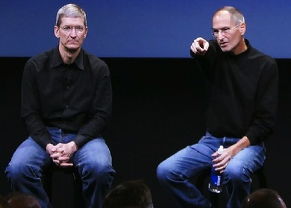 Tim Cook Jobs
