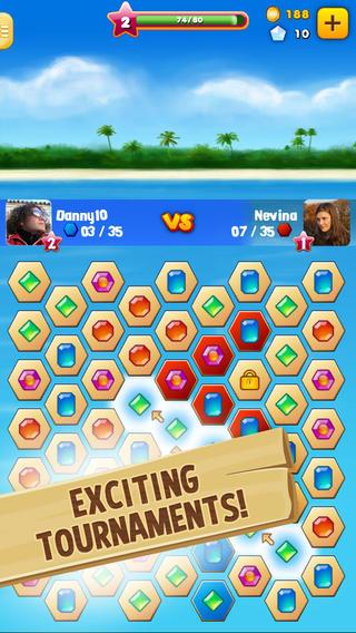 لعبة dimondsparadise