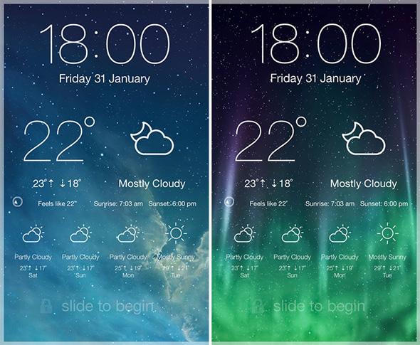 lockscreen-live-weather