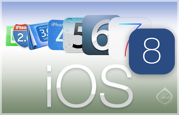 تاريخ نظام iOS