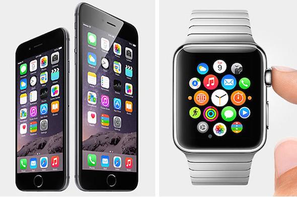 iphone 6 plus iwatch