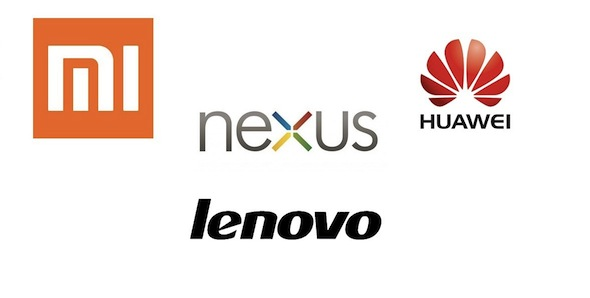 Xiaomi Nexus Lenovo