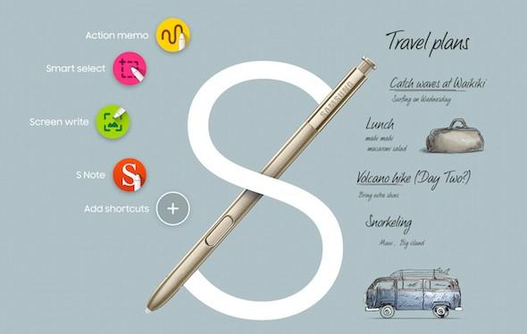 S Pen