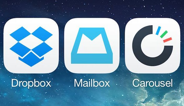 Carousel DropBox MailBox