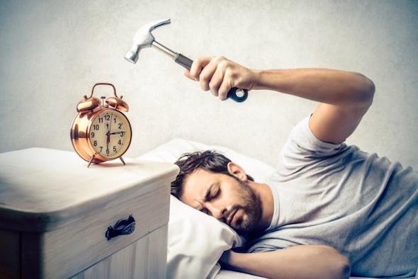 Clock Time Sleep Night